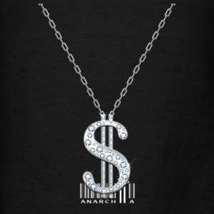Bling Necklace Hoodies - Men's T-Shirt