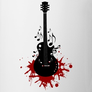 Bloody Guitar - Coffee/Tea Mug