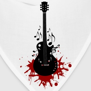 Bloody Guitar - Bandana