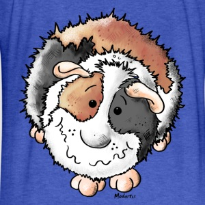 Funny Guinea Pig Sweatshirts - Fitted Cotton/Poly T-Shirt by Next Level