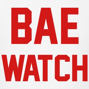 Bae Watch Long Sleeve Shirts - Men's T-Shirt