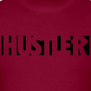Hustler - Men's T-Shirt