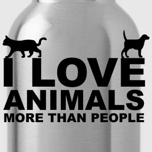Animals T-Shirts - Water Bottle
