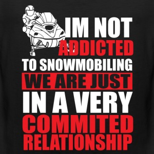 Commited Relationship T-Shirts - Men's Premium Tank