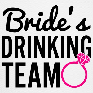 Bride's Drinking Team Women's T-Shirts - Trucker Cap