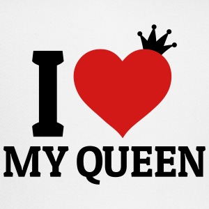 I love my Queen Hoodies - Trucker Cap