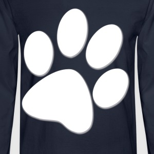 paw - Men's Long Sleeve T-Shirt