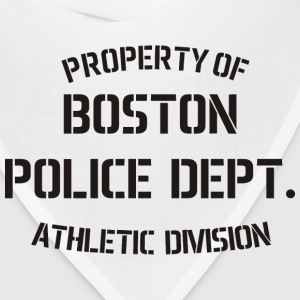 Rizzoli & Isles – Property Of Boston Police Dept - Bandana