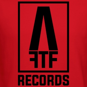 AIM FOR THE FACE RECORDS TEE - Crewneck Sweatshirt