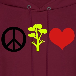 save the tree peace Women's Premium T-Shirt - Men's Hoodie