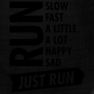 Just Run T-Shirts - Bandana
