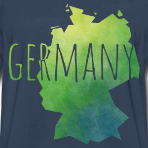 germany Kids' Shirts - Men's Premium Long Sleeve T-Shirt
