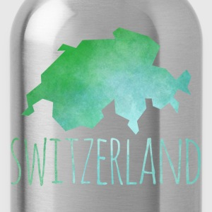switzerland Tanks - Water Bottle