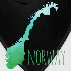 norway Women's T-Shirts - Bandana