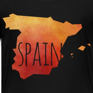 spain Kids' Shirts - Toddler Premium T-Shirt