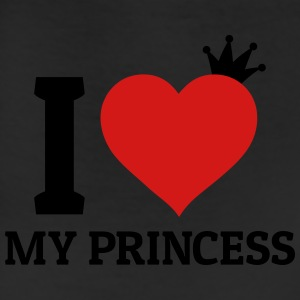 I love my Princess T-Shirts - Leggings