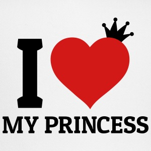 I love my Princess Hoodies - Trucker Cap