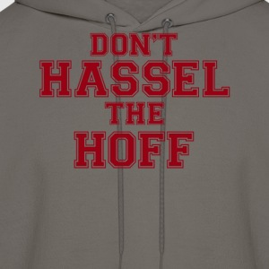 Don't Hassle the Hoff (3) - Men's Hoodie
