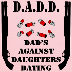 Dads Against Daughters Dating - Kids' Hoodie