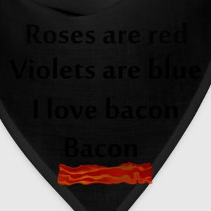 Bacon poem - Bandana