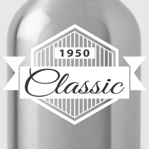 Birthday 1950 Classic Vintage Edition - Water Bottle