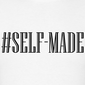 Self Made - Black Tanks - Men's T-Shirt