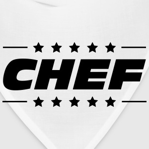 Cooking / Cook / Chef / Cuisine / Food T-Shirts - Bandana