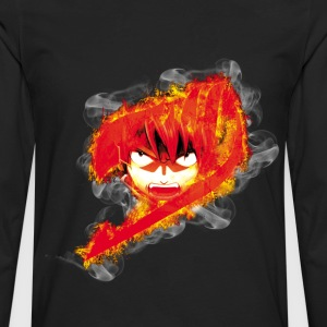 Fairy Fire - Men's Premium Long Sleeve T-Shirt