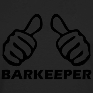 barkeeper T-Shirts - Men's Premium Long Sleeve T-Shirt