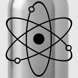 Atom Symbol T-Shirts - Water Bottle