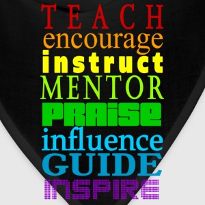 Teach to Inspire  - Bandana