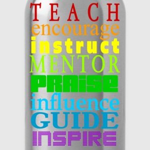 Teach to Inspire  - Water Bottle