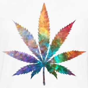 Cosmic Chronic T-Shirts - Men's Premium Long Sleeve T-Shirt