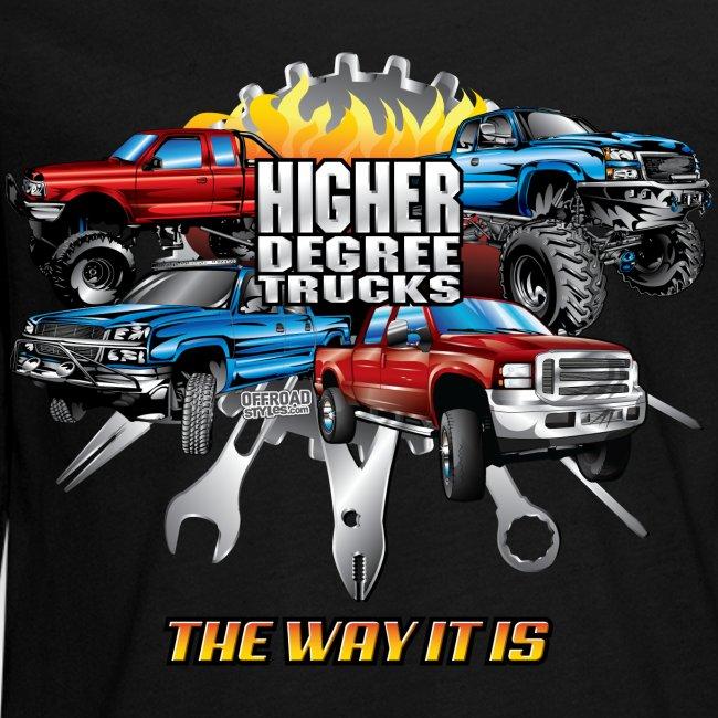 Higher Degree Trucks FRONT