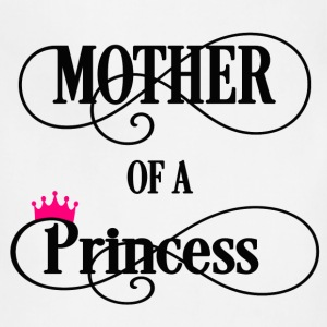 Mother of a Princess Women's T-Shirts - Adjustable Apron