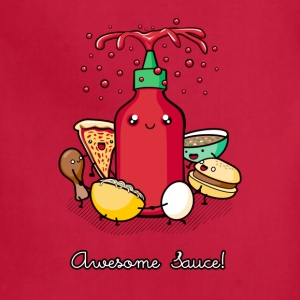 Awesome Sauce T-Shirts - Adjustable Apron