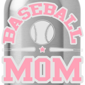 Baseball Mom Tanks - Water Bottle