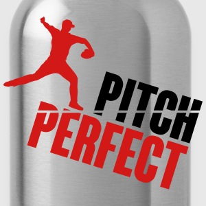 Pitch Perfect - baseball Hoodies - Water Bottle