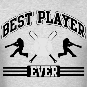 Best player ever Long Sleeve Shirts - Men's T-Shirt