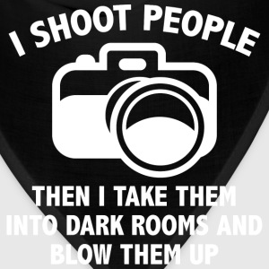 I Shoot People - Bandana