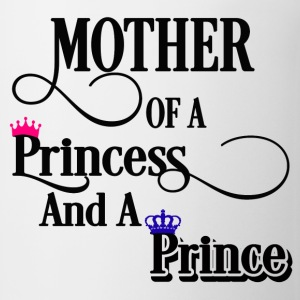 Mother Princess & Prince Women's T-Shirts - Coffee/Tea Mug