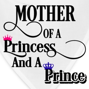 Mother Princess & Prince Women's T-Shirts - Bandana