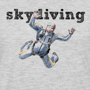 skydiving Women's T-Shirts - Men's Premium Long Sleeve T-Shirt
