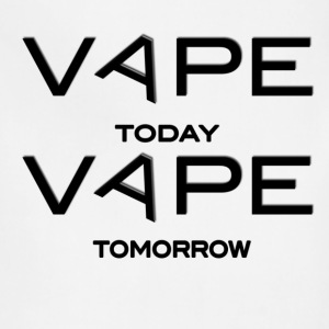 VAPE TODAY T-Shirts - Adjustable Apron