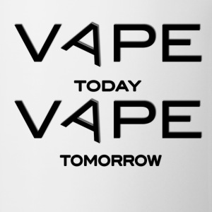VAPE TODAY T-Shirts - Coffee/Tea Mug