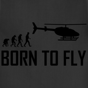 born to fly T-Shirts - Adjustable Apron