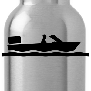 motorboat T-Shirts - Water Bottle