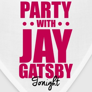 Party With Jay Gatsby Hoodies - Bandana
