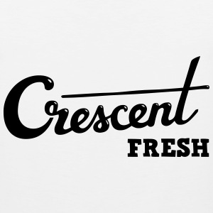Crescent fresh T-Shirts - Men's Premium Tank