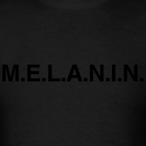 M.E.L.A.N.I.N Long Sleeve Shirts - Men's T-Shirt